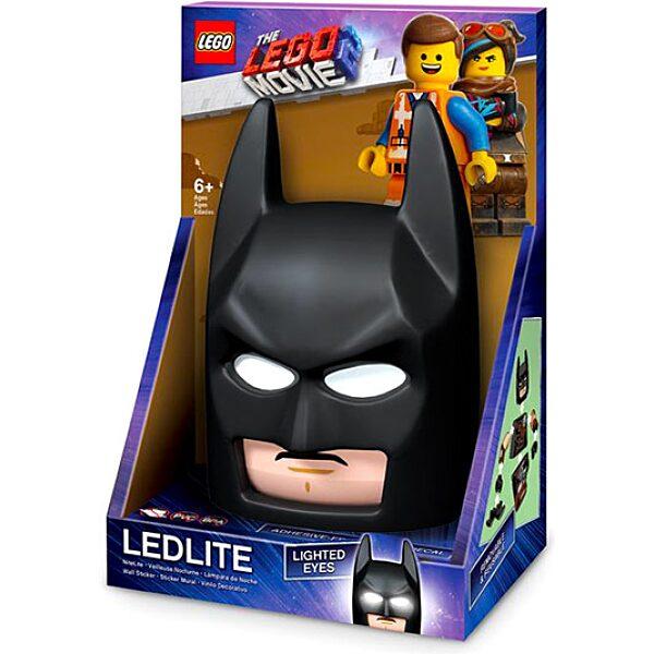 LEGO Movie 2: Batman lámpa falmatricával - 1. Kép
