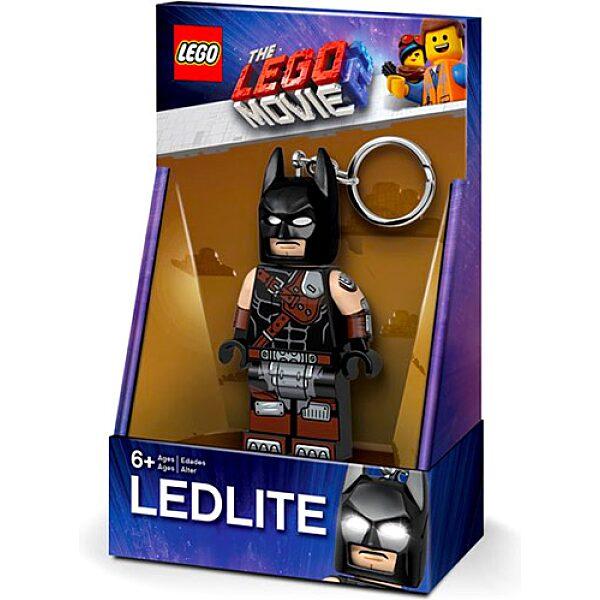 LEGO Movie 2: Batman világítós kulcstartó - 1. Kép