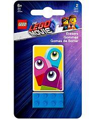LEGO Movie 2: Duplo radírkészlet - 1. Kép