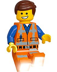 LEGO Movie 2: Emmet lámpa - 2. Kép