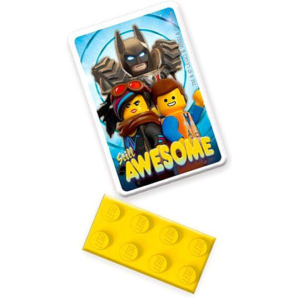 LEGO Movie 2: radírkészlet - 2. Kép