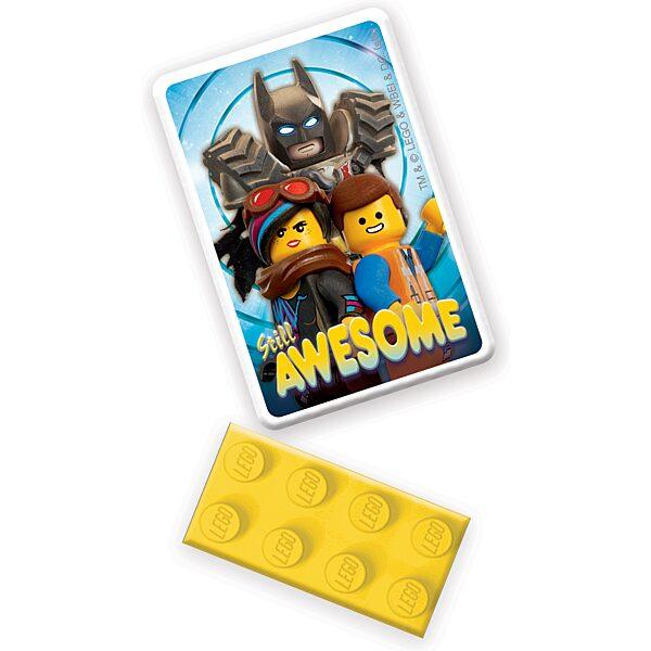 LEGO Movie 2: radírkészlet - 4. Kép