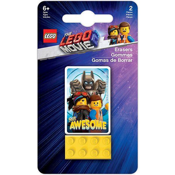 LEGO Movie 2: radírkészlet - 5. Kép