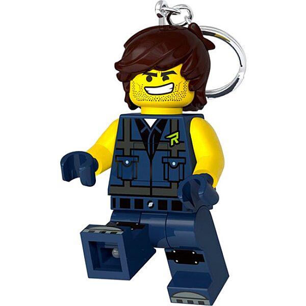 LEGO Movie 2: Rex kapitány világítós kulcstartó - 2. Kép
