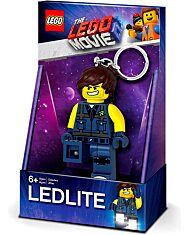 LEGO Movie 2: Rex kapitány világítós kulcstartó - 1. Kép
