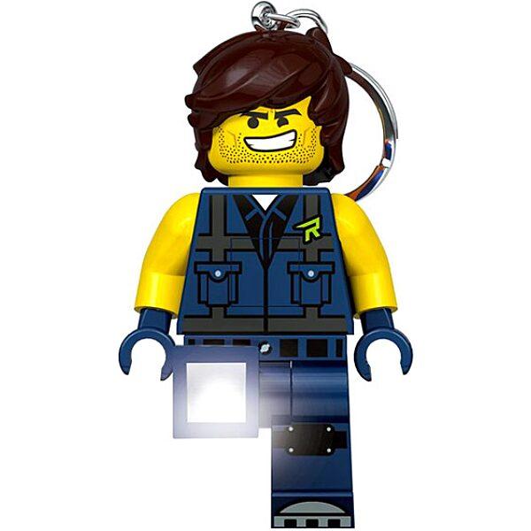 LEGO Movie 2: Rex kapitány világítós kulcstartó - 3. Kép