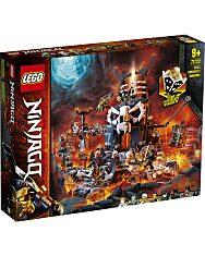 LEGO Ninjago: A koponyavarázsló tömlöcei 71722 - 1. Kép