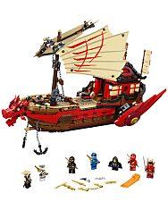 LEGO Ninjago: A Sors Adománya 71705 - 2. Kép