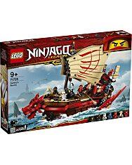LEGO Ninjago: A Sors Adománya 71705 - 1. Kép