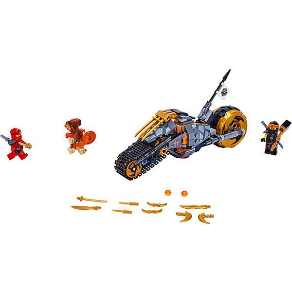 LEGO Ninjago: Cole cross motorja 70672 - 2. Kép