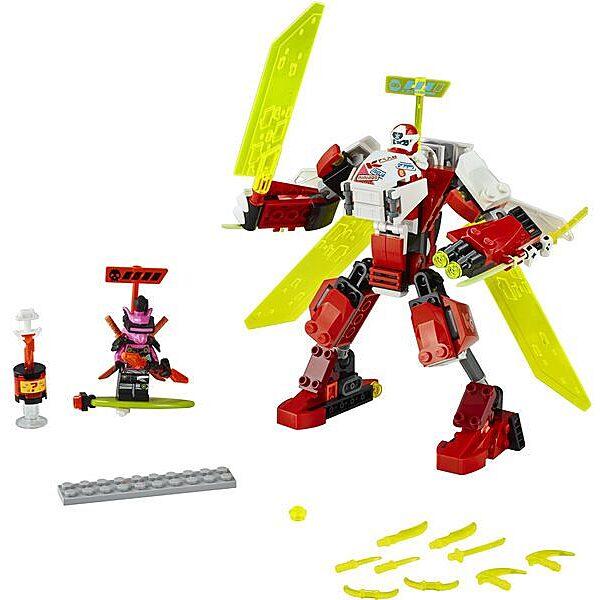 LEGO Ninjago: Kai sugárhajtású robotja 71707 - 2. Kép