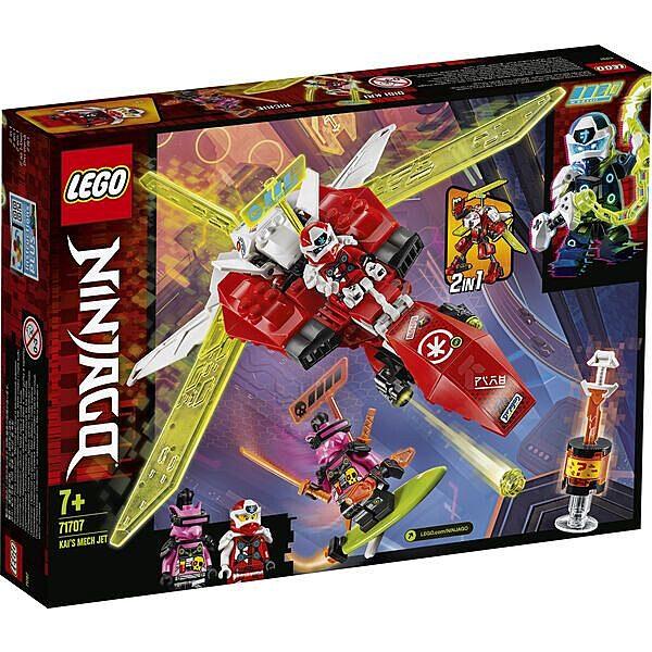 LEGO Ninjago: Kai sugárhajtású robotja 71707 - 3. Kép