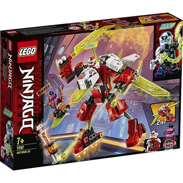 LEGO Ninjago: Kai sugárhajtású robotja 71707 - 1. Kép