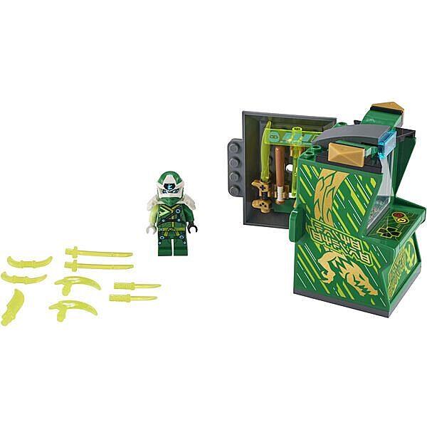 LEGO Ninjago: Lloyd Avatár - Játékautomata 71716 - 2. Kép