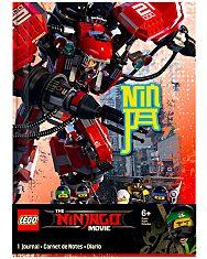 Lego Ninjago: Napló - 1. Kép