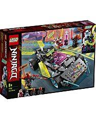 LEGO Ninjago: Nindzsa tuningautó 71710 - 1. Kép