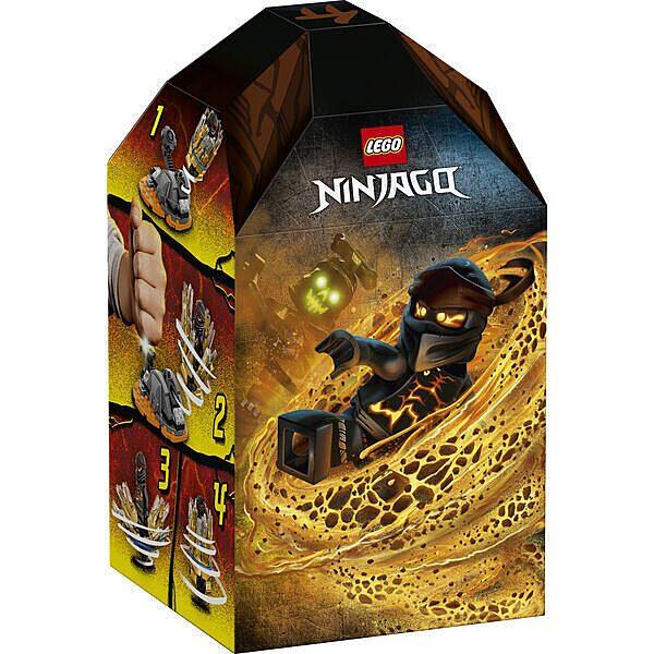 LEGO Ninjago: Spinjitzu Villanás - Cole 70685 - 3. Kép