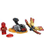 LEGO Ninjago: Spinjitzu Villanás - Kai 70686 - 2. Kép