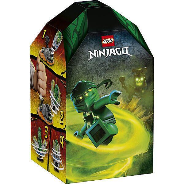 LEGO Ninjago: Spinjitzu Villanás - Lloyd 70687 - 3. Kép