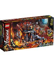 LEGO Ninjago: Utazás a koponyás tömlöcbe 71717 - 1. Kép