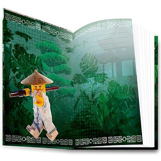 LEGO Ninjago: Vonalas notesz - 2. Kép