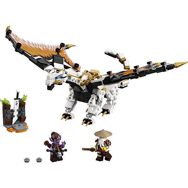 LEGO Ninjago: Wu harci sárkánya 71718 - 2. Kép
