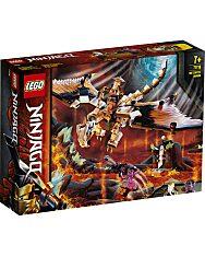 LEGO Ninjago: Wu harci sárkánya 71718 - 1. Kép