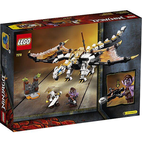 LEGO Ninjago: Wu harci sárkánya 71718 - 3. Kép