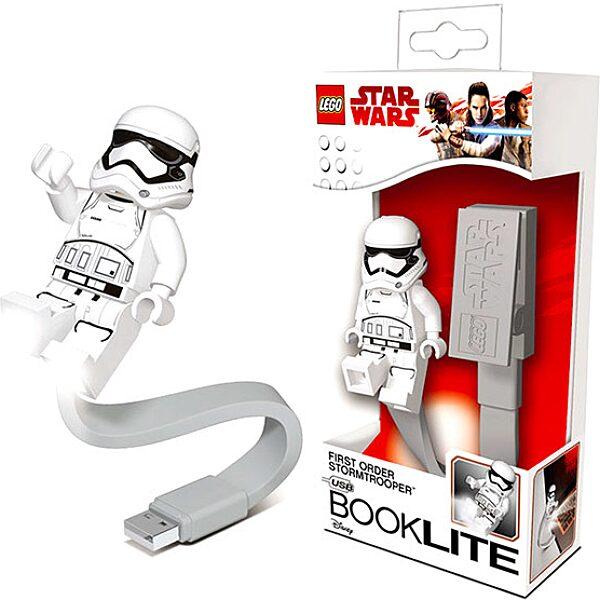 LEGO: rohamosztagos olvasólámpa - USB - 1. Kép