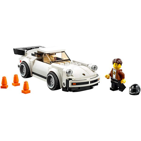 LEGO Speed Champions: 1974 Porsche 911 Turbo 3.0 75895 - 2. Kép