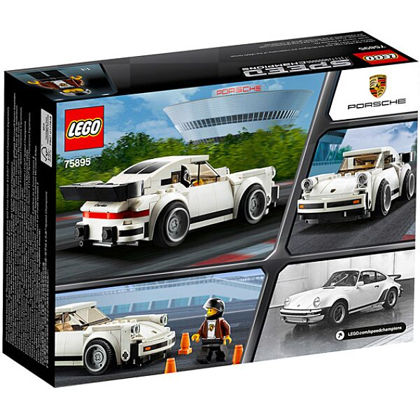 LEGO Speed Champions: 1974 Porsche 911 Turbo 3.0 75895 - 3. Kép