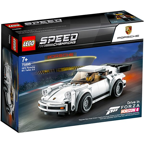 LEGO Speed Champions: 1974 Porsche 911 Turbo 3.0 75895 - 1. Kép