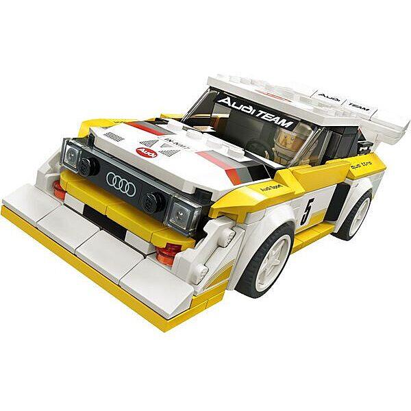 LEGO Speed Champions: 1985 Audi Sport quattro S1 -76897 - 2. Kép