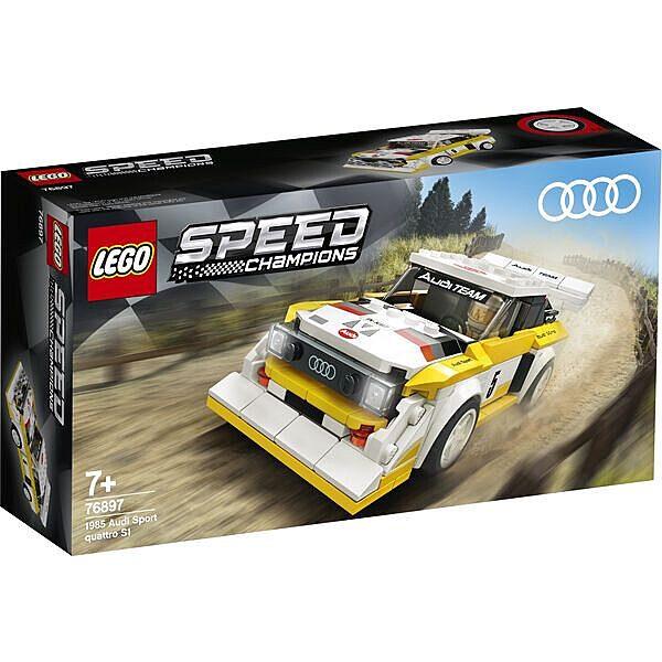 LEGO Speed Champions: 1985 Audi Sport quattro S1 -76897 - 1. Kép