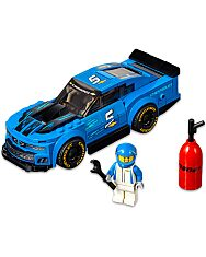 LEGO Speed Champions: Chevrolet Camaro ZL1 versenyautó 75891 - 2. Kép