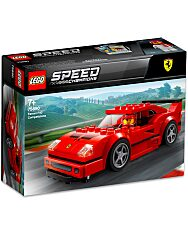 LEGO Speed Champions: Ferrari F40 Competizione 75890 - 1. Kép