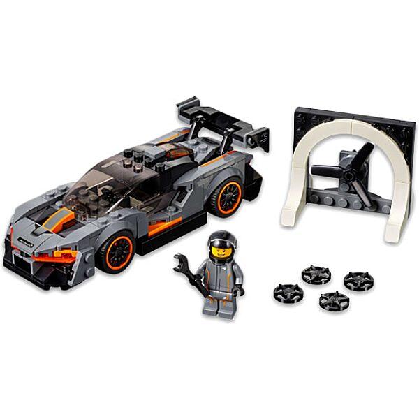 LEGO Speed Champions: McLaren Senna 75892 - 2. Kép