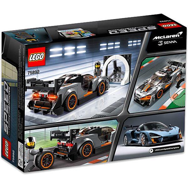 LEGO Speed Champions: McLaren Senna 75892 - 3. Kép
