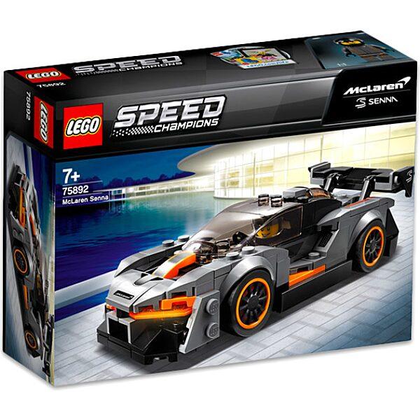 LEGO Speed Champions: McLaren Senna 75892 - 1. Kép