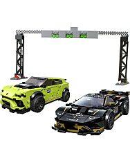 LEGO Speed Champions:Lamborghini Urus ST-X & Lamborghini Huracán Super Trofeo EVO 76899 - 2. Kép