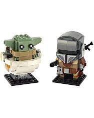 LEGO Star Wars: A Mandalori és a Gyermek 75317 - 2. Kép