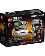 LEGO Star Wars: A Mandalori és a Gyermek 75317 - 1. Kép