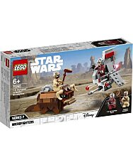 LEGO Star Wars: A T-16 Skyhopper a Buckalakó ellen Microfighter 75265 - 1. Kép