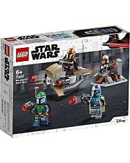 LEGO Star Wars: Mandalorian Battle Pack 75267 - 1. Kép