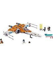 LEGO Star Wars: Poe Dameron X-szárnyú vadászgépe 75273 - 2. Kép