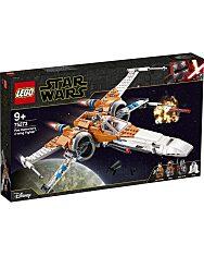 LEGO Star Wars: Poe Dameron X-szárnyú vadászgépe 75273 - 1. Kép