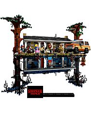 LEGO Stranger Things: The Upside Down 75810 - 2. Kép