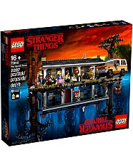 LEGO Stranger Things: The Upside Down 75810 - 1. Kép