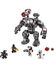 LEGO Super Heroes: Hadigép Romboló 76124 - 2. Kép