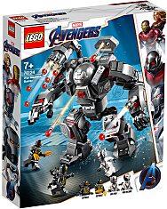LEGO Super Heroes: Hadigép Romboló 76124 - 1. Kép